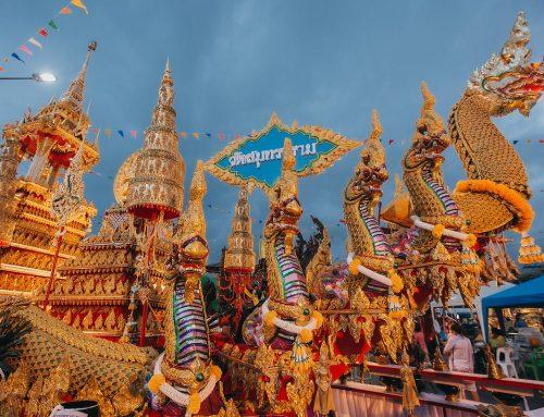 Chak Phra Festival Nathon – Koh Samui 2020