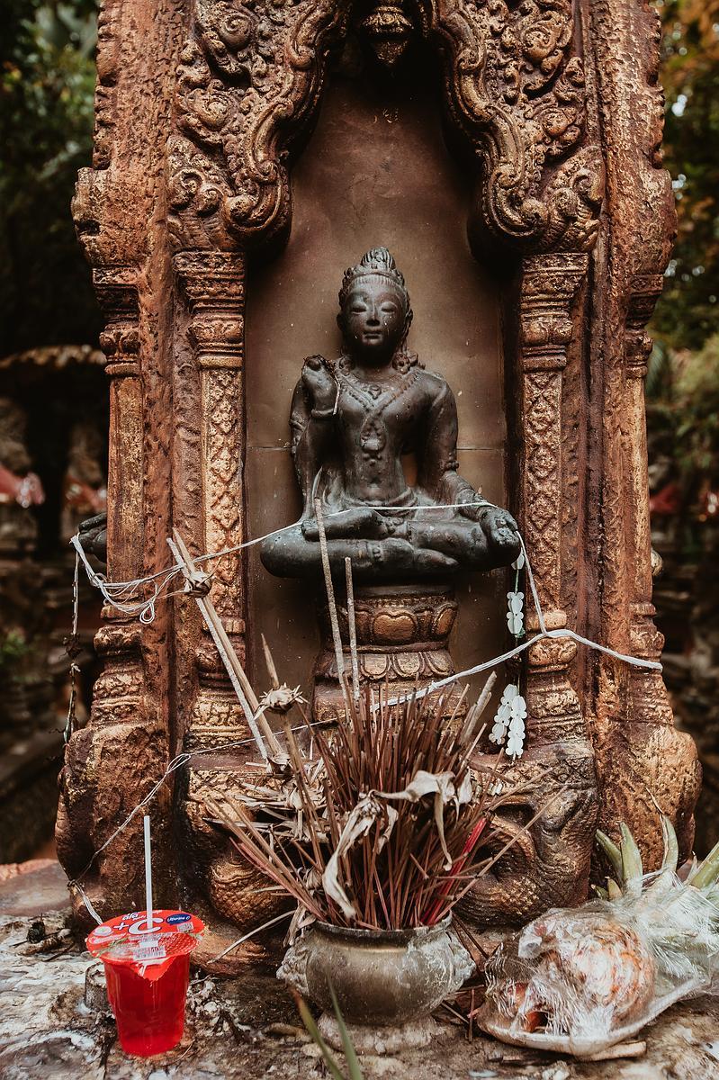 Dusit Dhewa Koh Samui Cultural Center - Buddha Statue