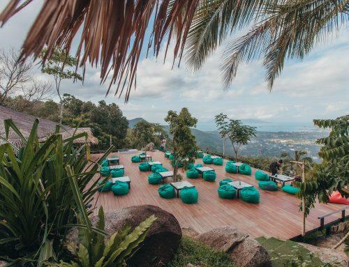 The Roof Samui – Restaurant mit einem fantastischen Viewpoint