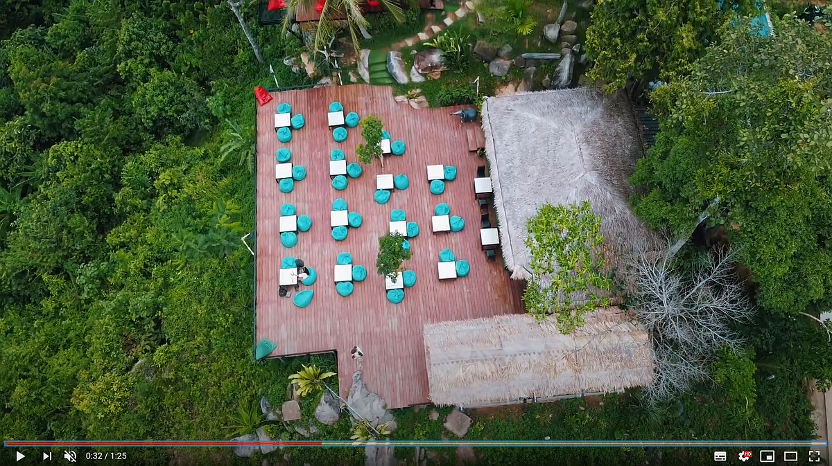 Youtube Video The Roof Samui