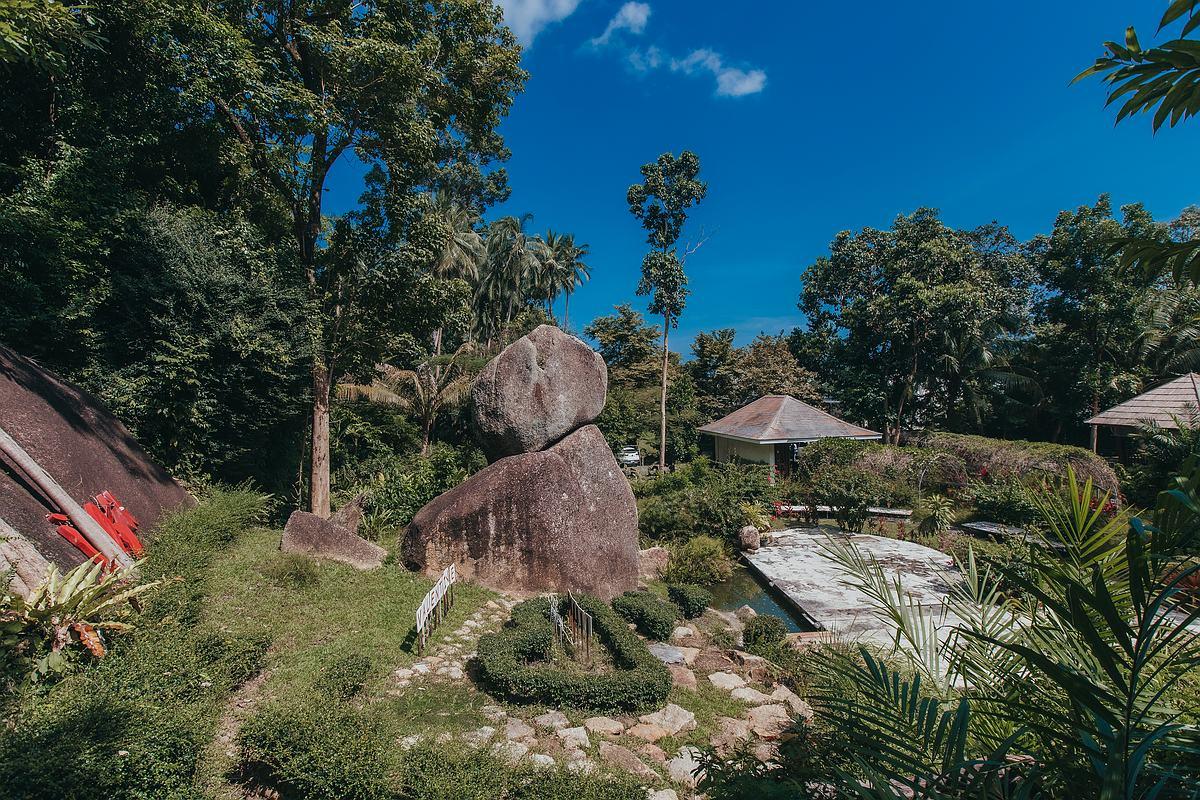 Sehenswerte Ausflugsziele - Der Lamai Viewpoint und Valentine Stone Koh Samui
