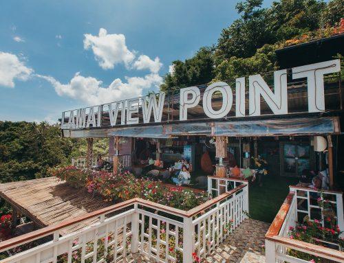 Der Lamai Viewpoint und Valentine Stone Koh Samui